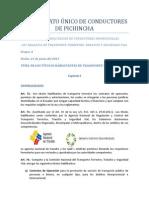 SINDICATO ÚNICO DE CONDUCTORES DE PICHINCHA