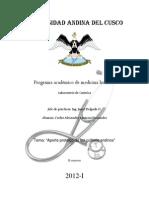 Aporte Proteico Delos Cultivos Andinos CARLOS ALEXANDER MAMANI FERNANDEZ