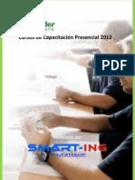 Catálogo cursos presenciales Smart- Ing Schneider 2012 V6