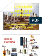 Utpl Ingenieria Quimica 2008 Refinacion Petroleo Ecuador