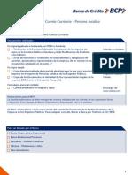 Apertura Cuenta Correinte Pj-bcp- Imprimir