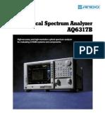 Ando AQ6317B - Optical Spectrum Analyzer.pdf