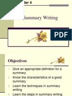 Summary Writing (1)