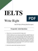 IELTS – Write Right - Retyped by  Hội các sĩ tử luyện thi IELTS