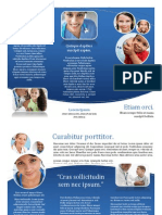 How to Create a Healthcare Brochure