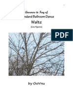 Answers to Faq of Standard Ballroom Dance 2nd Ed, Waltz