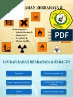 Limbah Bahan Berbahaya & Beracun