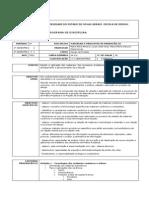 Materiais e Processos de Produção III