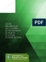 ceará_manual implantação Esc de monitoramento de Proj