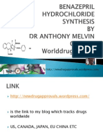 Benazepril Synthesis -by DR ANTHONY CRASTO