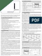 Manual de Instruções LWTD-07 – rev.0