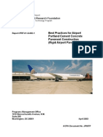 Airport Best Practices Manual