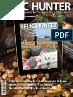 Relic Hunter Nov/Dec 2011