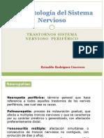 5. Fisiopatología del Sistema Nervioso  Periferico