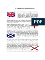 B - History and Meaning of the Union Jack