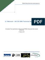6 1 Metrorail 3kVDCEMUTechnicalSpecifications