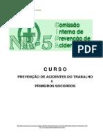 Apostila Curso de CIPA - NR5