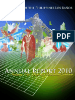 2010 UPLB Annual Report