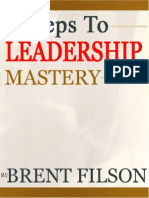 7 Steps to Leadership Mastery