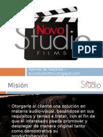 Presentación Novo Studio Films