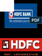 Management Information System on Hdfc