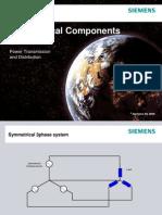 SIEMENS - Symmetrical Components