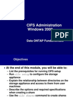 06 CIFS Administration 1