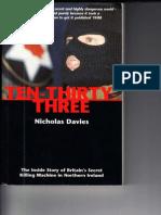 Ten Thirty Three Irish Terrorism