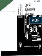 Diseño de Elem Máq - V. M. Faires (4ta Edición)