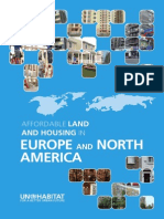 Affordable Land and Housing Europe and North America