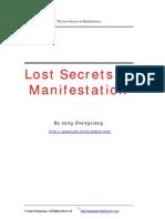 Lost Secrets
