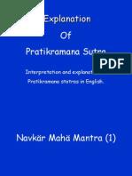 2explanationofpratikramanasutra1navkaarmahamantra-130502025121-phpapp01