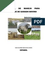 47796055 Manual de Manejo de Ganado Vacuno
