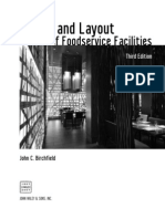 Design and Layout of Foodservice Facilities