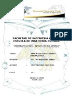 Esterificacion Benzoato de Metilo_2013