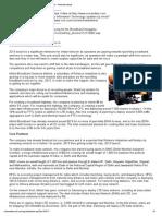 Reliance Industries Bracing for the Broadband Hungama