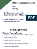 2 Ppt Marketing Plan, Class