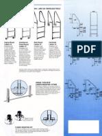 Pool Ladder Drawings Pg1