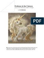 The Professor & the Unicorn