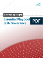 SOA Essential Playbook
