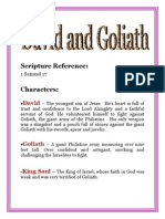 Book Report David&GOLIATH