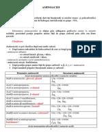Aminoacizi Si Proteine