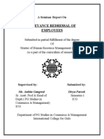 Grievance Redressal of Employees