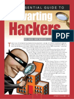 Essential Guide Thwarting Hackers PDF