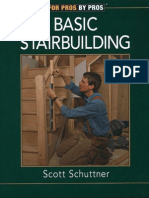 2122 Basic Stair Building