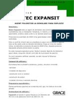 BATEC EXPANSIT - Agent Folositor La Demolari Fara Explozie