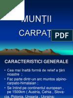 m Untii Carpati