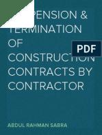What Are Contractors' Entitlements for Client Defaults