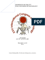 XXV Congress Proceedings