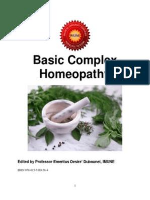 130357212 Basic Complex Homeopathy | Vein | Herpes Simplex